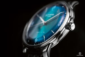 Glashütte Original Sixties Iconic Collection - Aqua