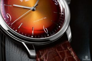 Glashütte Original Sixties Iconic Collection - Red