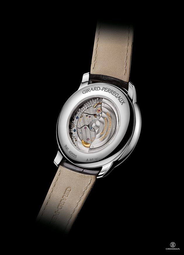 Girard-Perregaux 1966 40mm Steel
