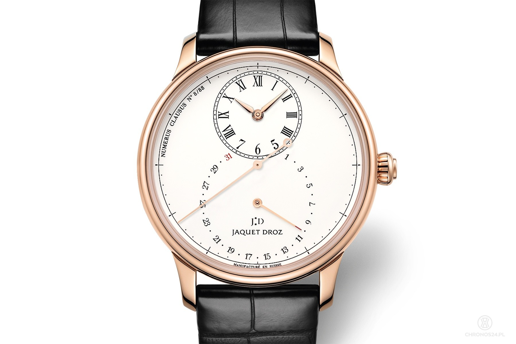 Jaquet Droz Grande Seconde Deadbeat
