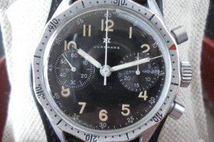 Junghans z mniej więcej 1955_pilot_1955 roku / foto: ebay