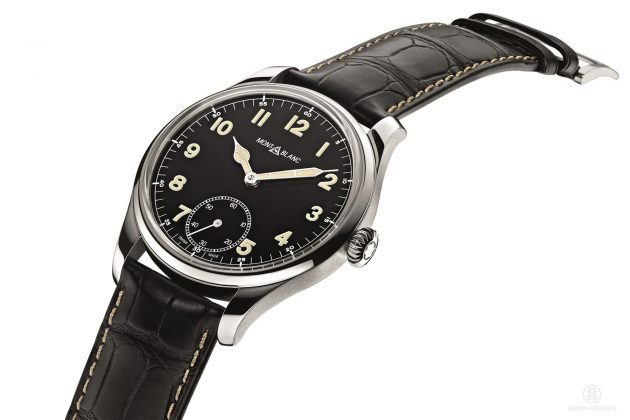 Montblanc 1858 Small Second Special Edition