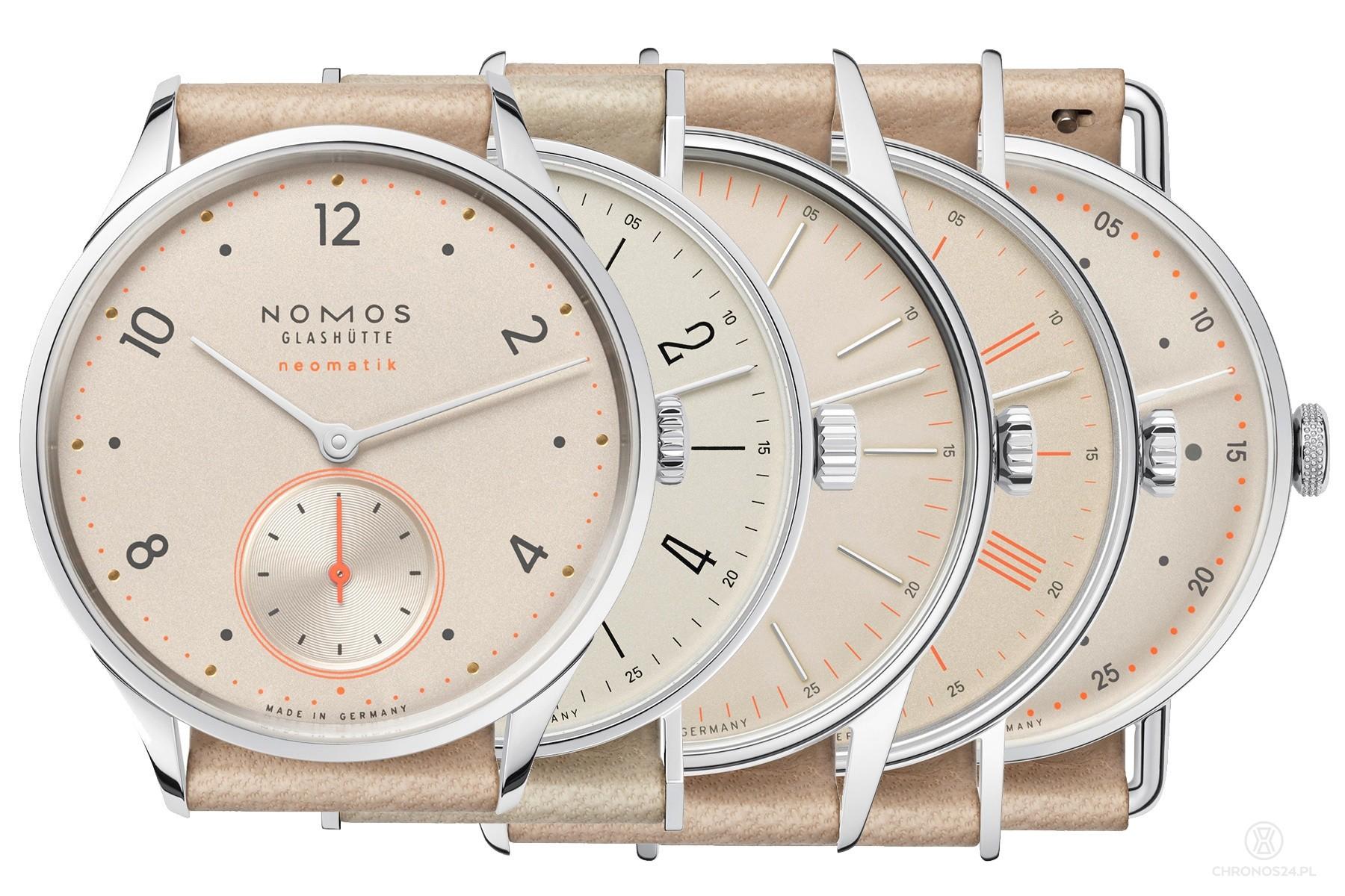NOMOS Glashütte Neomatik 1st Edition
