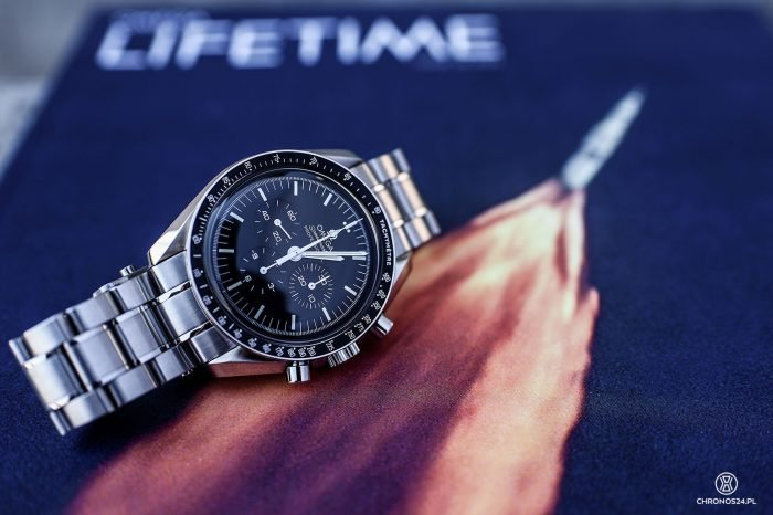 "Recenzja Omega Speedmaster Professional ""Moonwatch"" [zdjęcia live, video, cena]"