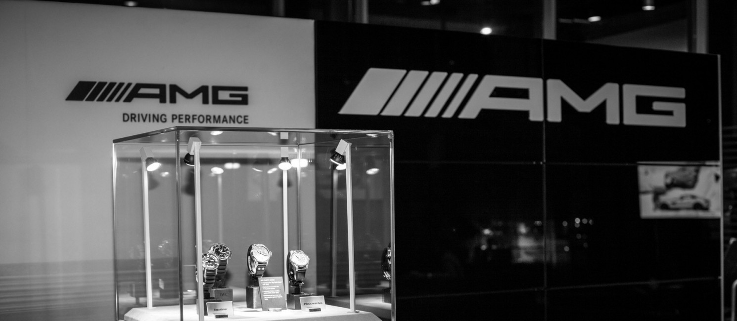 Time to meet: AMG & IWC