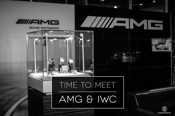 Time to meet AMG & IWC