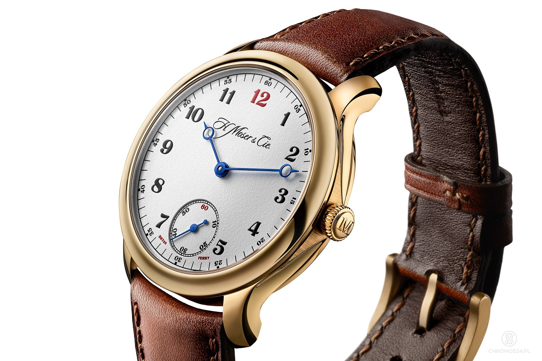 H. Moser & Cie. Endeavour Small Seconds Bryan Ferry