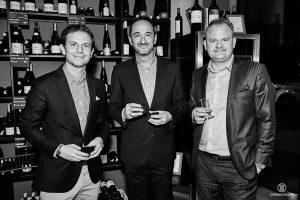 Time to meet: Tudor - Gabriel De Mestrel, Piotr Kamecki, Radosław Jakociuk (CEO W. Kruk)