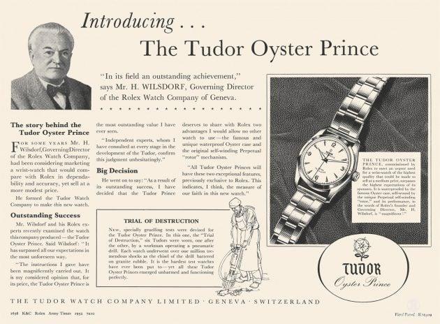 Reklama z 1952 roku