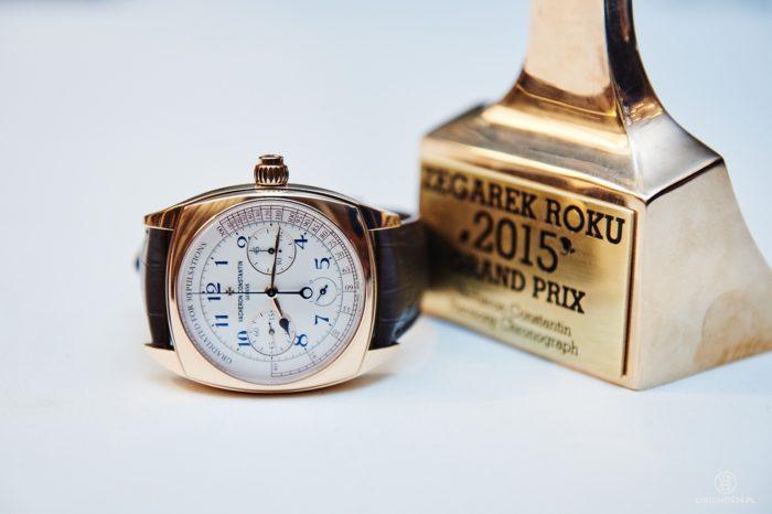 Zegarek Roku 2015 – finał VI edycji, laureaci, nagrody [dużo zdjęć]