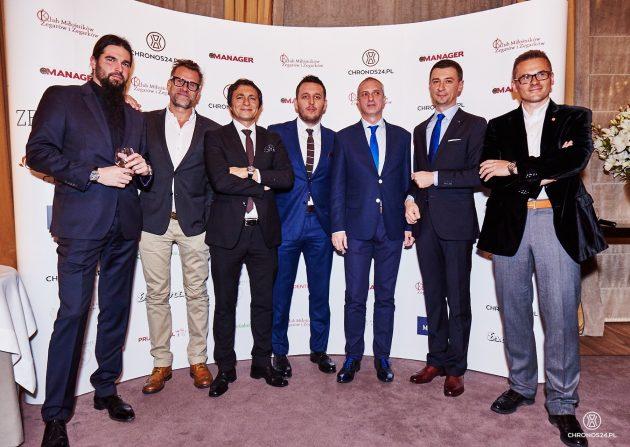Zegarek Roku 2015 - Jury