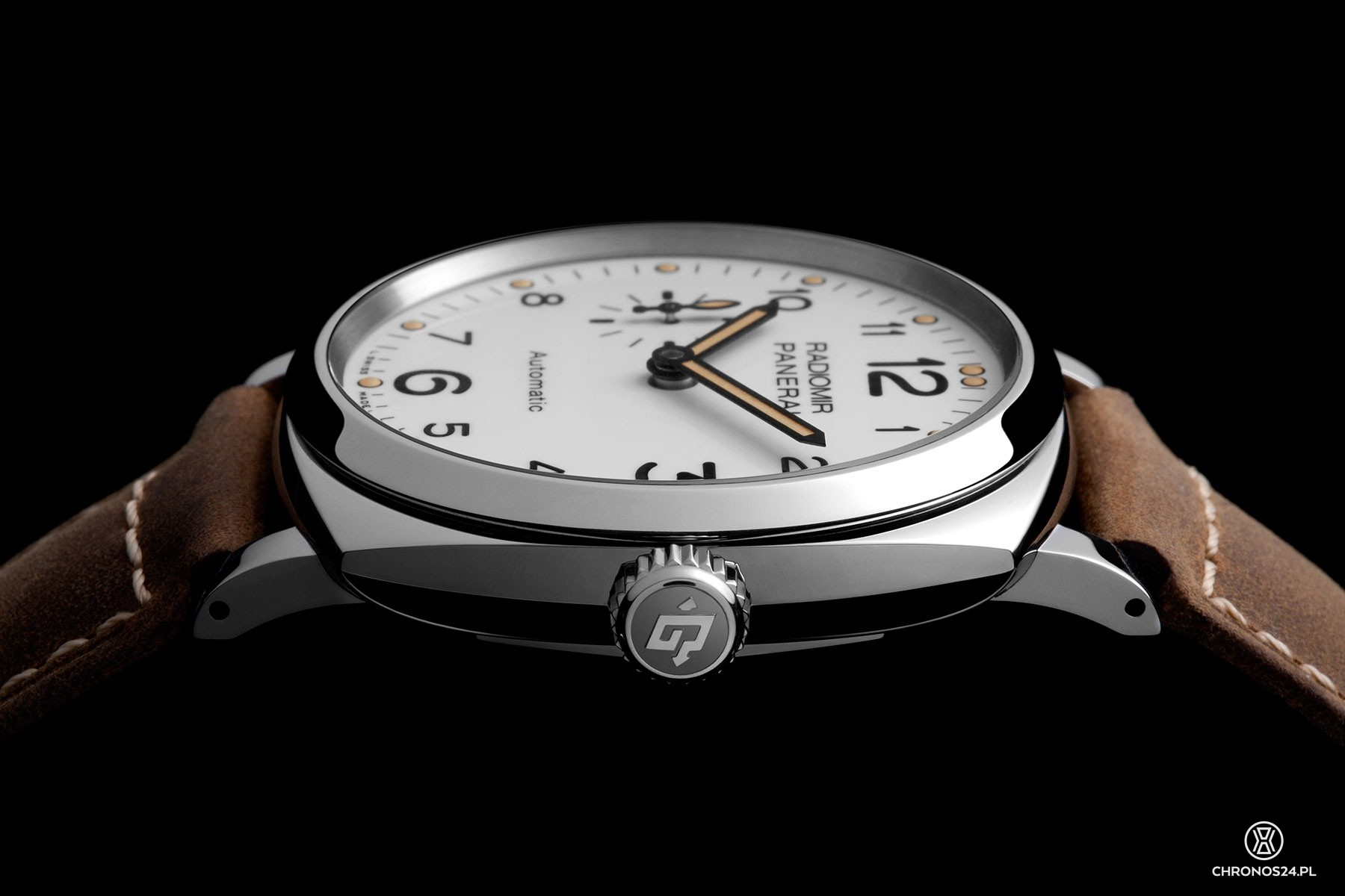 SIHH 2016: Officine Panerai PAM655 – Radiomir 1940 3 Days Automatic