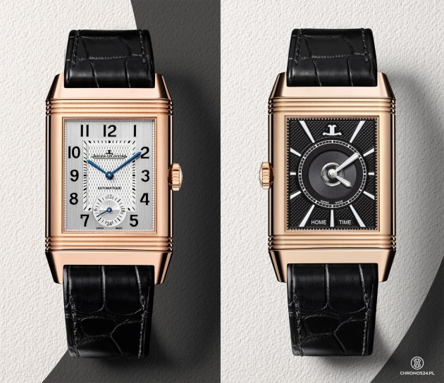 Jaeger-LeCoultre Reverso Classic Large Duo