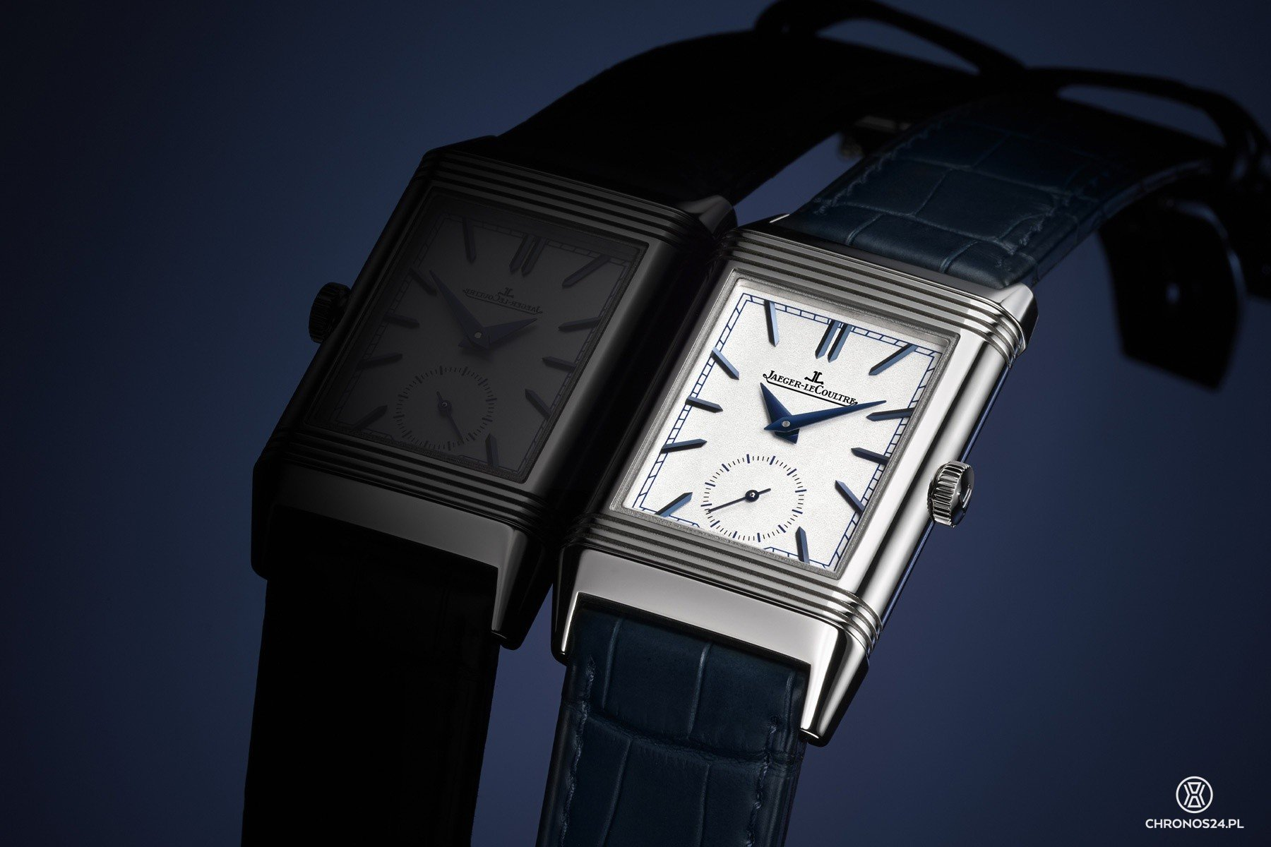 Jaeger-LeCoultre Reverso Tribute Duo