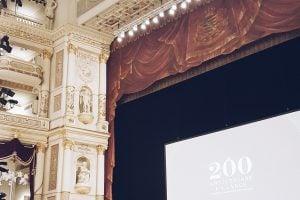 200 rocznica urodzin F.A.Lange - Semperoper