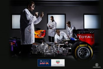 TAG Heuer i Red Bull Racing Formula 1