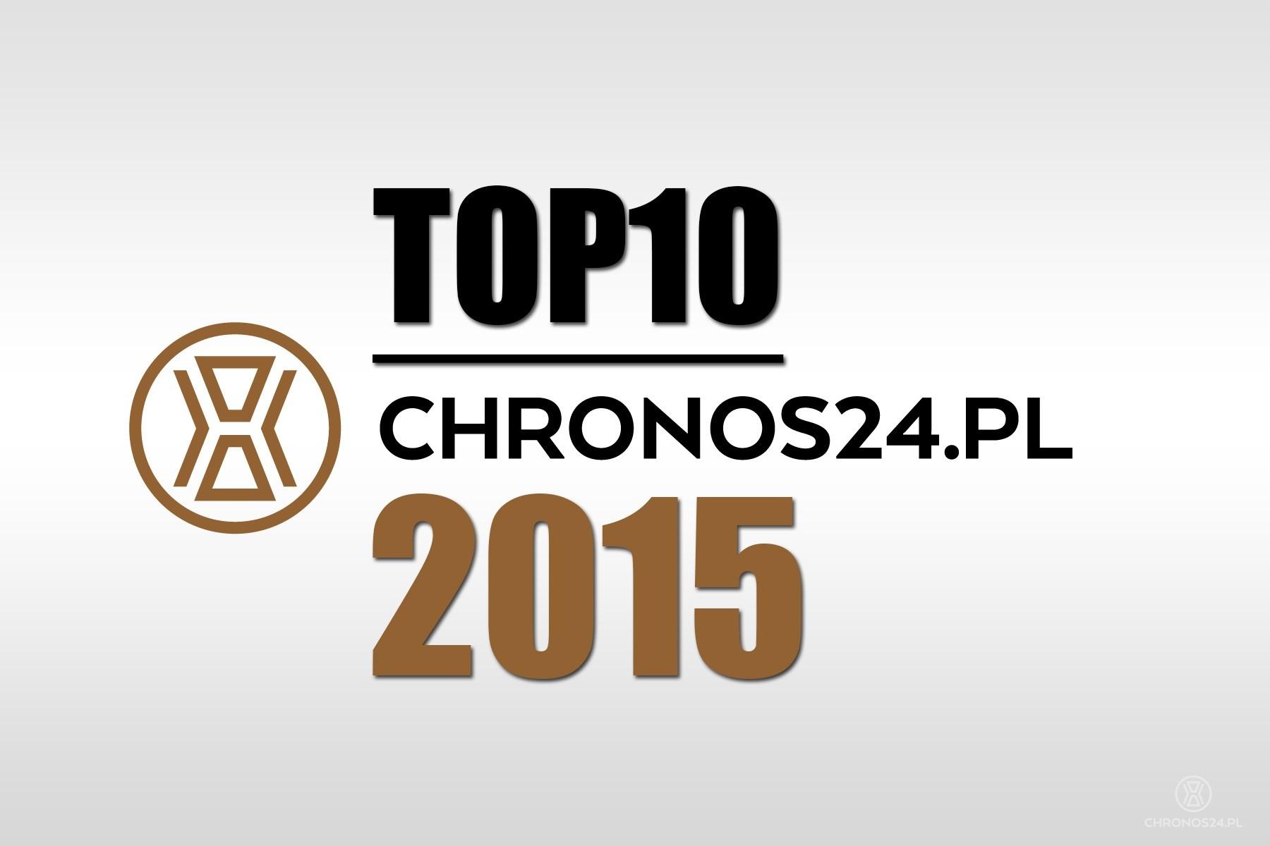 Najczęściej czytane w 2015 roku – TOP 10 CH24.PL