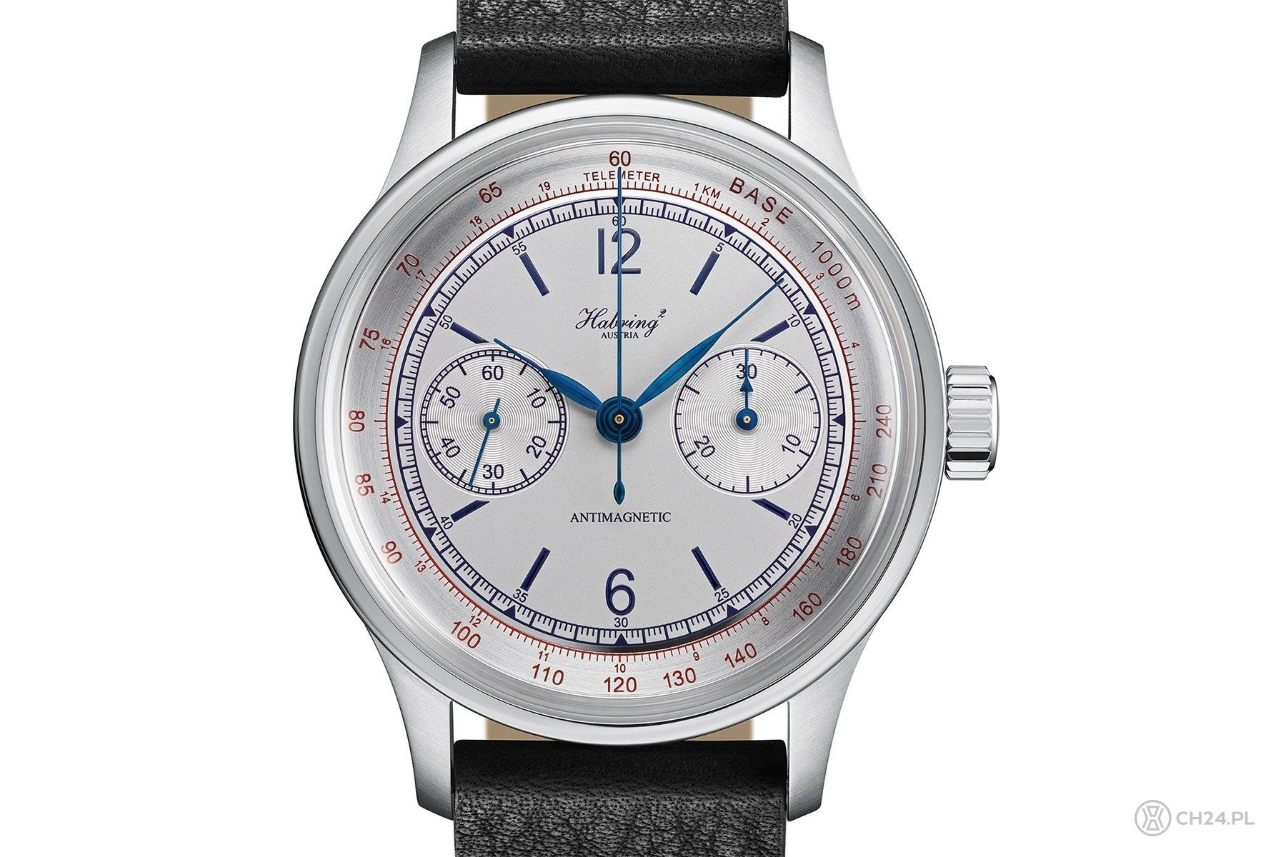 Habring² Chrono COS Timezone 20th Anniversary