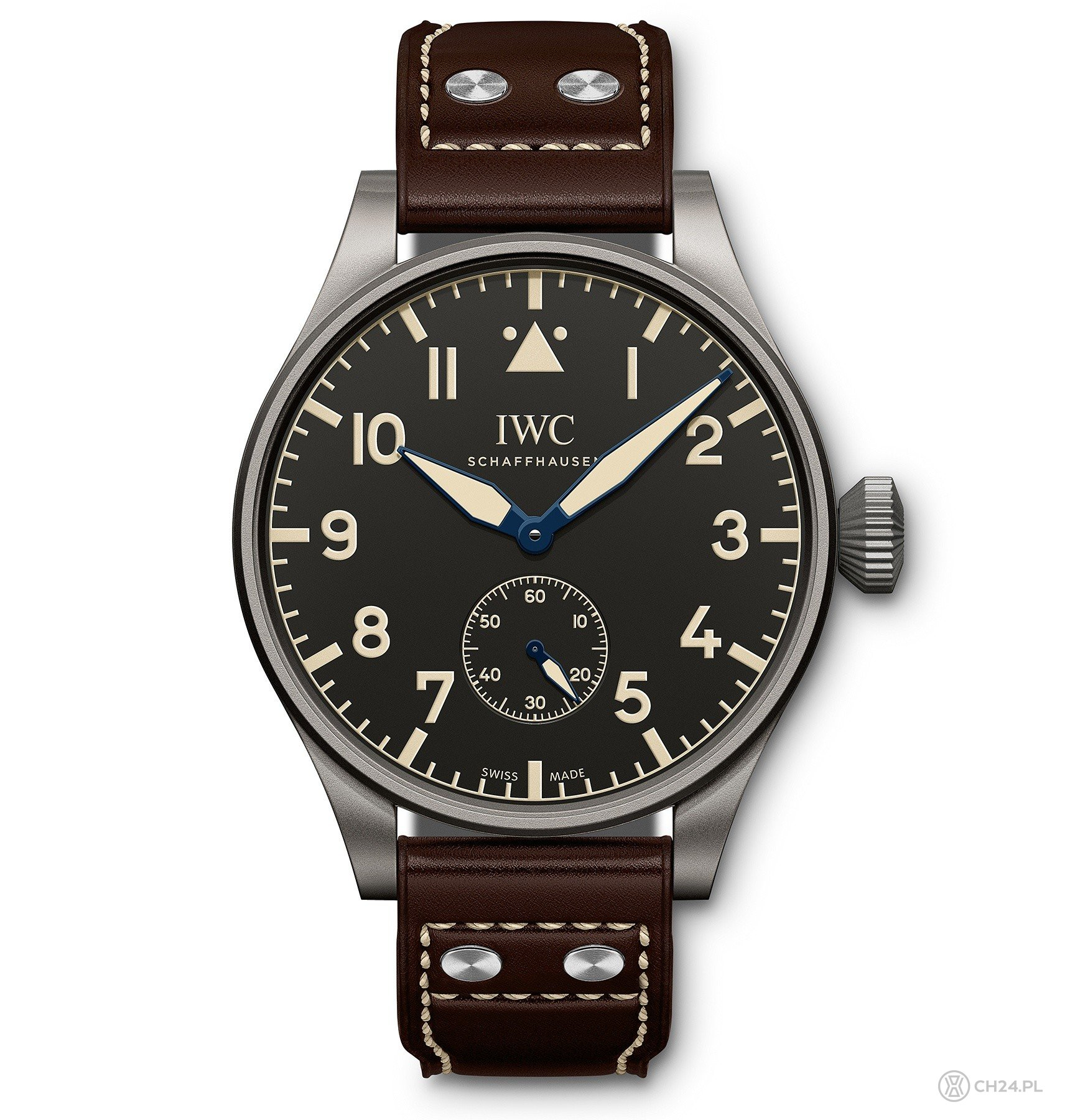 SIHH 2016: IWC Big Pilot's Heritage Watch