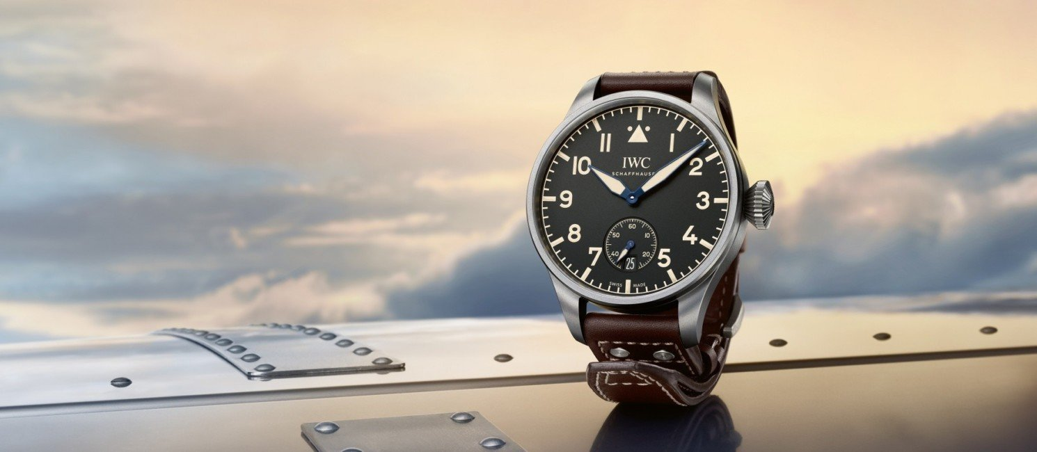 SIHH 2016: IWC Big Pilot's Heritage Watch
