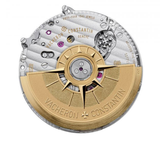 Vacheron Constantin Overseas kaliber 5200
