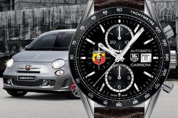 TAG Heuer Carrera Abarth 595 Competizione