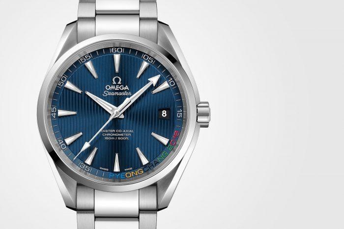 Omega Seamaster Aqua Terra PyeongChang 2018 Limited Edition [cena]
