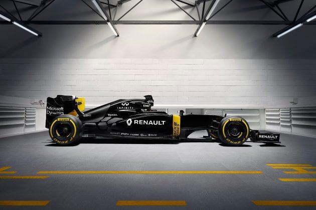 Bell & Ross i Renault Sport Formula 1 Team