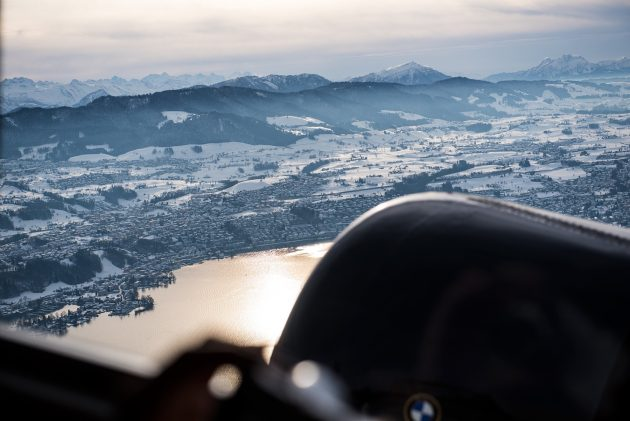 Ju-52 nad Jeziorem Zuryskim