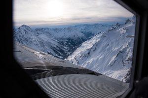 Ju-52 nad Alpami