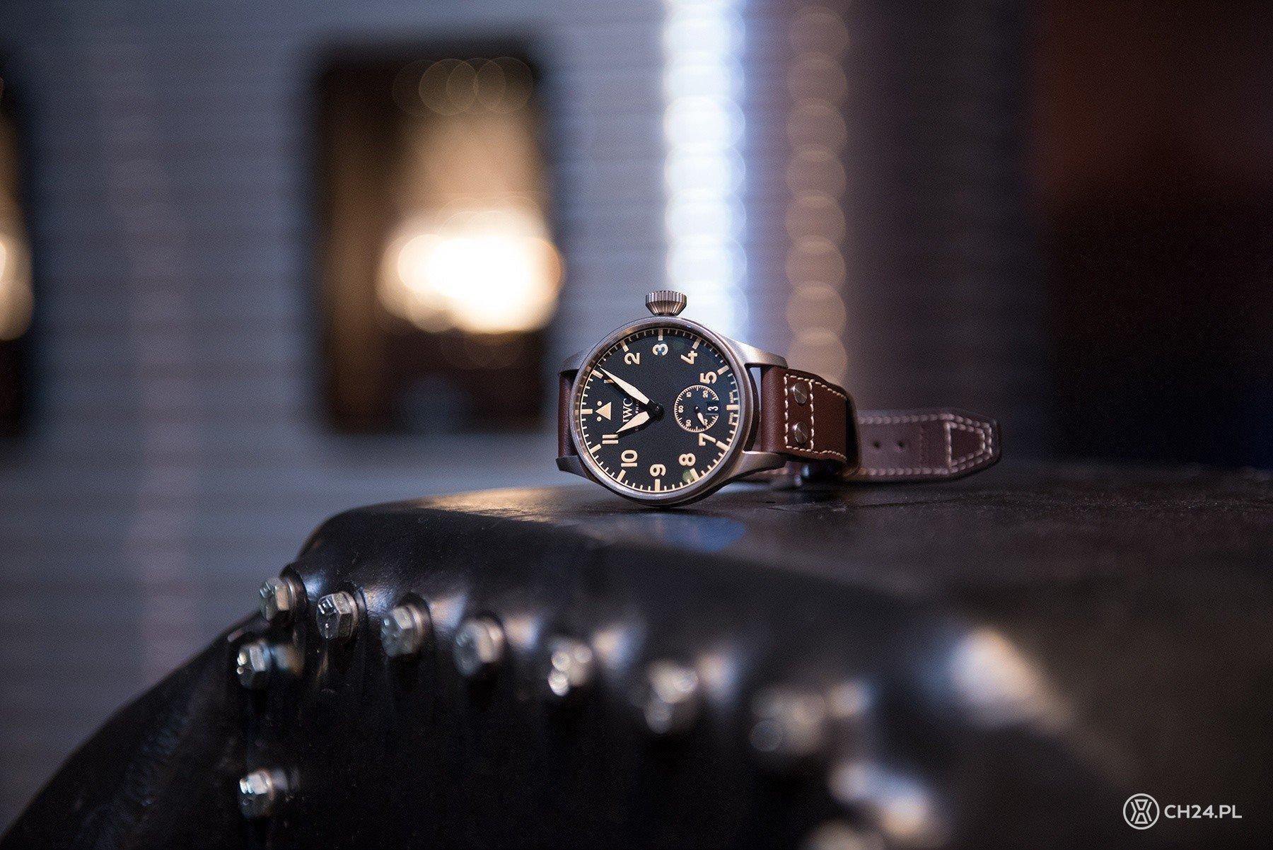 IWC Pilot's Heritage Watch 48