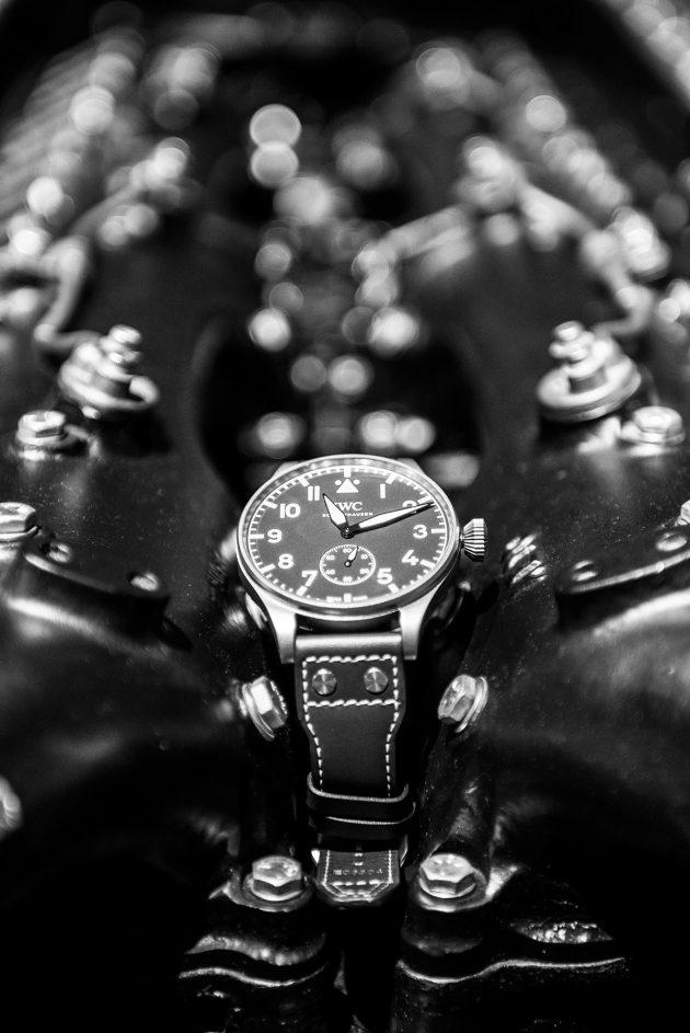 IWC Pilot's Heritage Watch 55