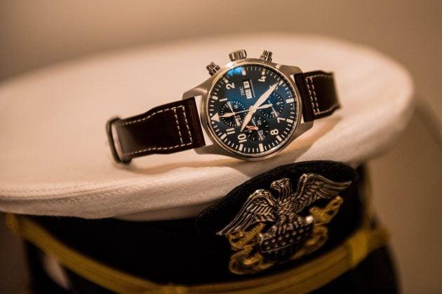 "IWC Pilot's Watch Chronograph ""Le Petit Prince"""