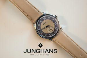 Junghans Meister Driver Handaufzug