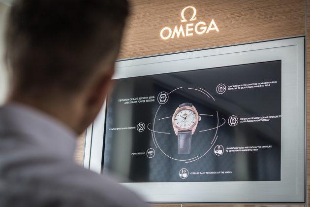 Omega Globemaster - prezentacja
