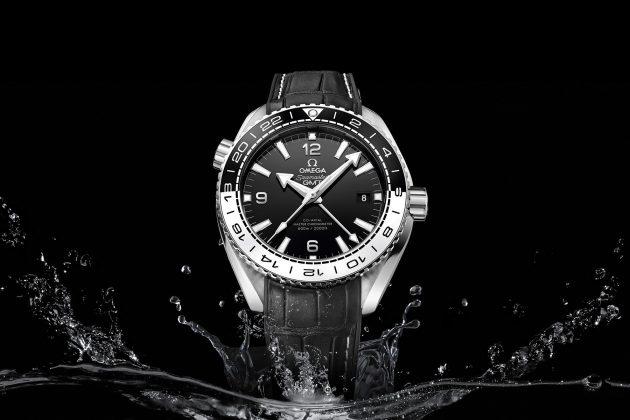 Omega Seamaster Planet Ocean GMT Master Chronometer