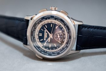 Patek Philippe World Time Chronograph Ref. 5930