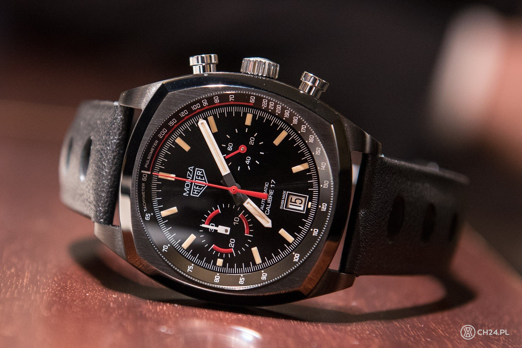 Heuer Monza Chronograph