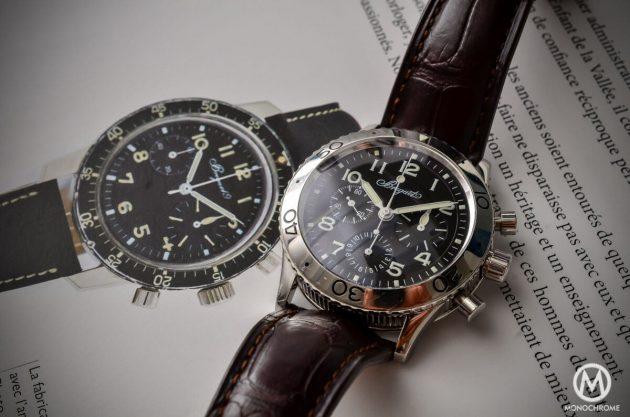 Breguet Type XX / foto: monochrome-watches.com