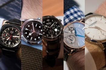 """Best of…"" BaselWorld 2016 – część 1"