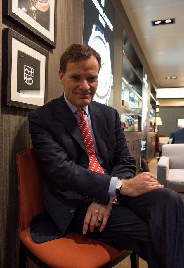 Peter Stass - CEO Frederique Constant