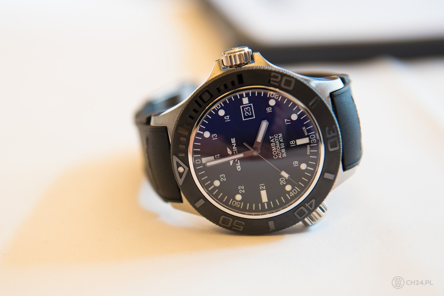 "Glycine Combat Sub ""Aquarius"""