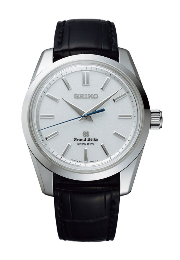 Seiko Grand Seiko Spring Drive Eight-day Power Reserve