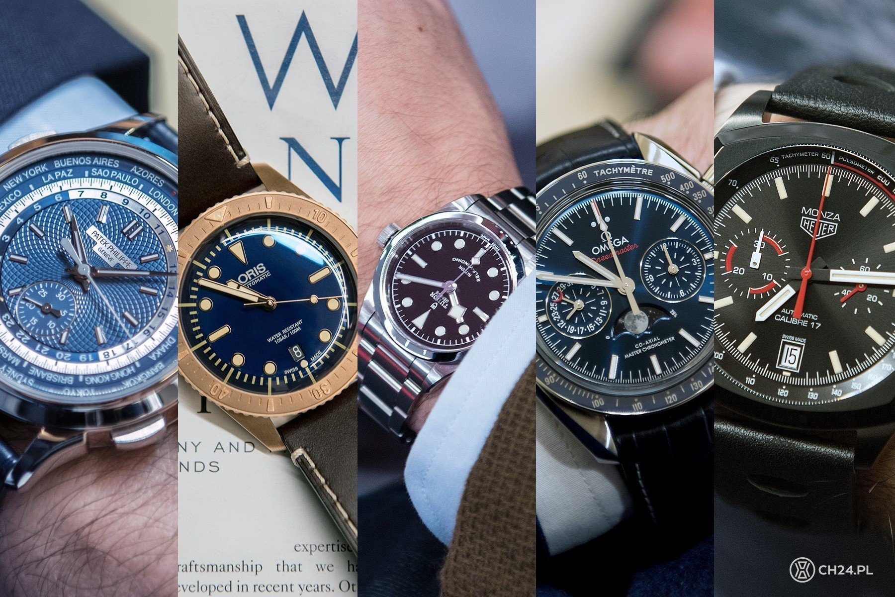 The Best Of... Baselworld 2016
