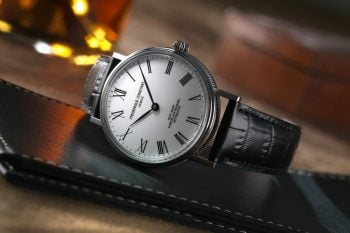 Frederique Constant Classic Art of Porcelain