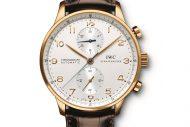 IWC Portugieser Chronograph z 1998 roku - Ref.3714