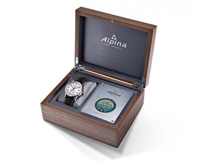 Alpina Alpiner Heritage Manufacture KM-710
