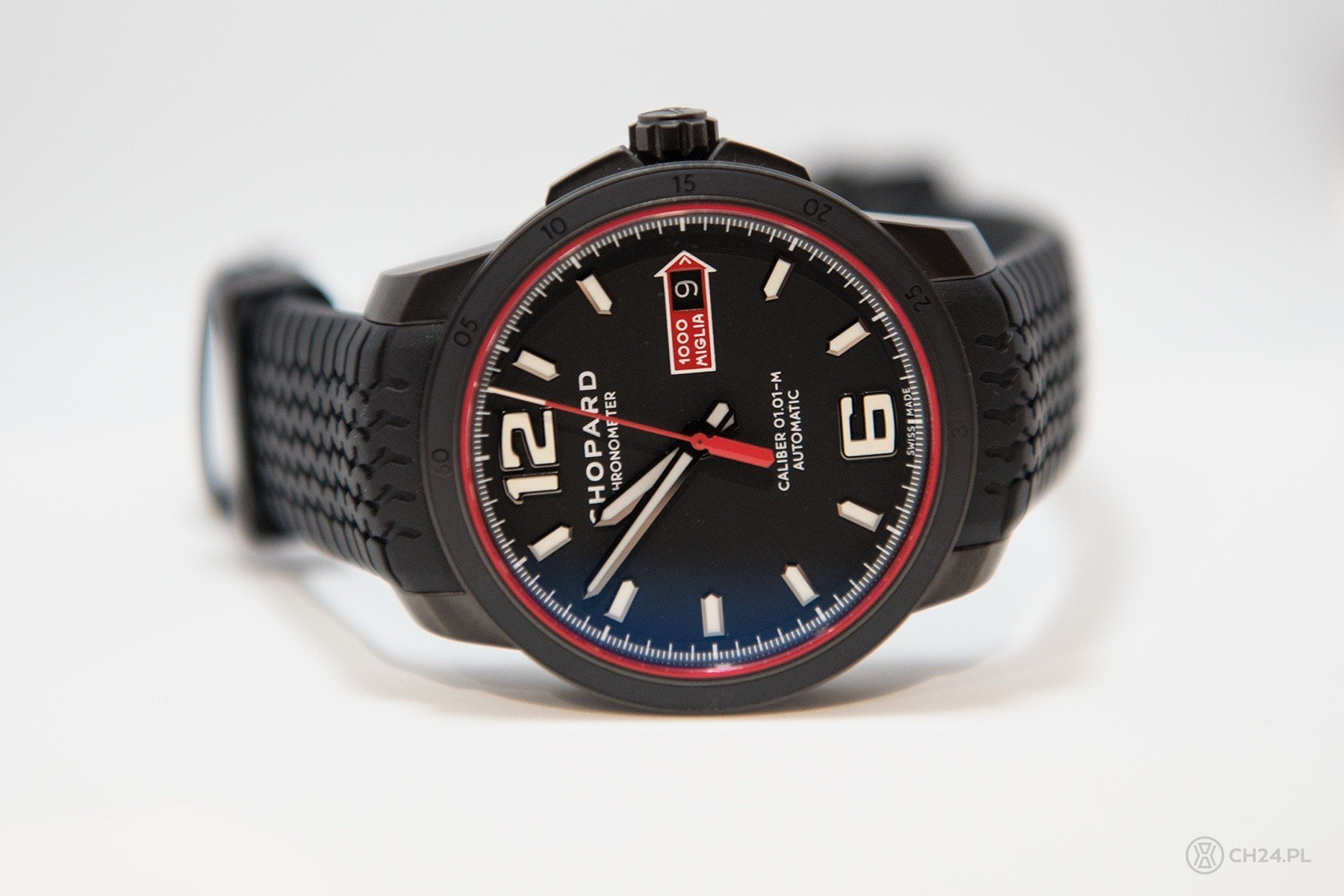 Chopard Mille Miglia GTS Speed black