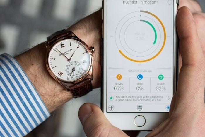 """Hands-On"" Frederique Constant Horological Smartwatch [zdjęcia live, cena]"