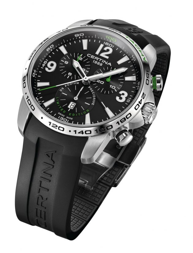 Certina DS Podium Big Size Chronograph – WRC Limited Edition Poland